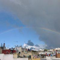 Rainbow, Tangiers