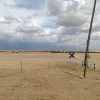 X marks the spot, Gobi desert
